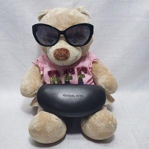LN Michael Kors Nora Polarized Sunglasses + Case